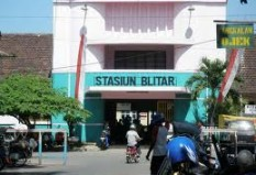 Objek Wisata Stasiun Blitar