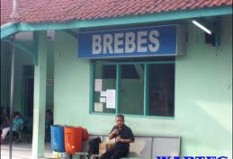 Objek Wisata Stasiun Brebes