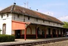 Objek Wisata Stasiun Brumbung