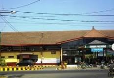 Objek Wisata Stasiun Cirebon Prujakan