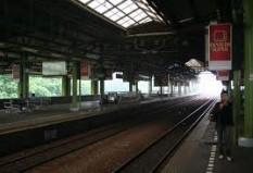 Objek Wisata Stasiun Gambir