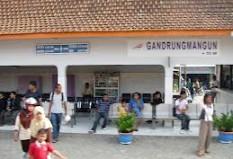 Objek Wisata Stasiun Gandrungmangun