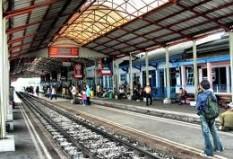 Objek Wisata Stasiun Jombang