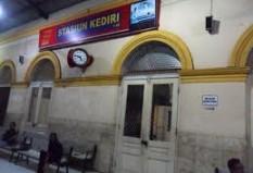 Objek Wisata Stasiun Kediri