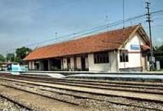 Objek Wisata Stasiun Kedungbanteng