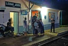 Objek Wisata Stasiun Lebakjero