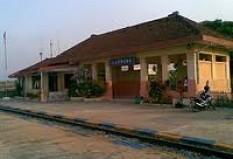 Objek Wisata Stasiun Luwung
