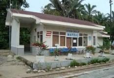 Objek Wisata Stasiun Marbau