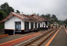 Objek Wisata Stasiun Maseng
