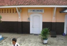 Objek Wisata Stasiun Meluwung