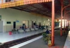 Objek Wisata Stasiun Mojokerto