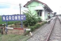 Objek Wisata Stasiun Ngrombo