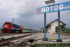 Objek Wisata Stasiun Notog