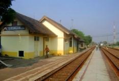 Objek Wisata Stasiun Peterongan
