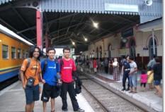Objek Wisata Stasiun Probolinggo