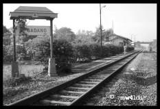 Objek Wisata Stasiun Sadang