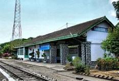 Objek Wisata Stasiun Saradan