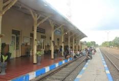 Objek Wisata Stasiun Serang