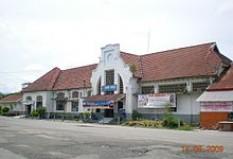 Objek Wisata Stasiun Siantar
