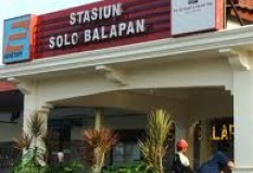 Objek Wisata Stasiun Solobalapan