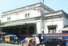 Objek Wisata Stasiun Surabaya Kota