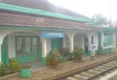 Objek Wisata Stasiun Tegineneng