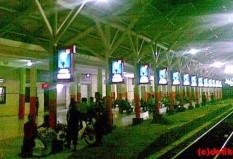 Objek Wisata Stasiun Wonokromo